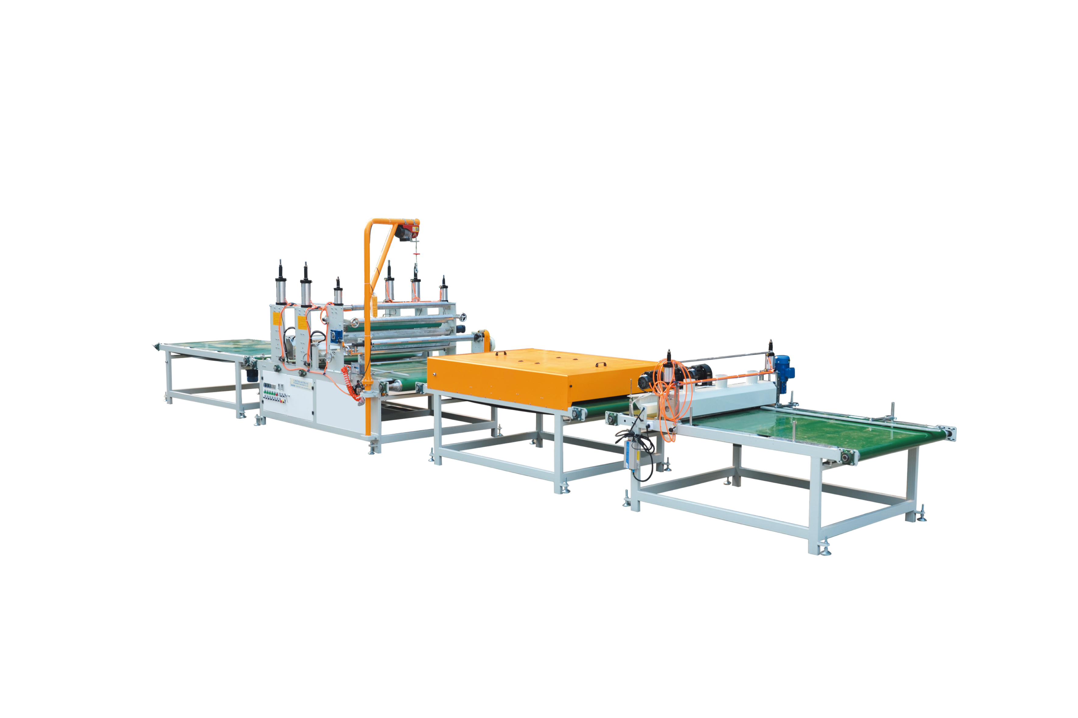 1300型板材转印机